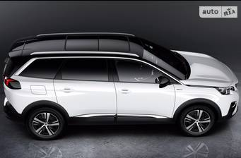 Peugeot 5008 2.0 BlueHDi AT (180 л.с.) Start/Stop 2018