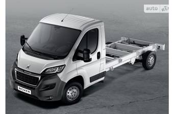 Peugeot Boxer груз. 435-L4 (130 л.с.) 4WD 2019