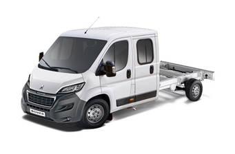 Peugeot Boxer груз. 440 L4 (130 л.с.) 2019