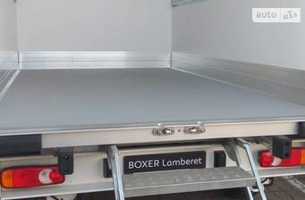 Peugeot Boxer груз. 2018 base