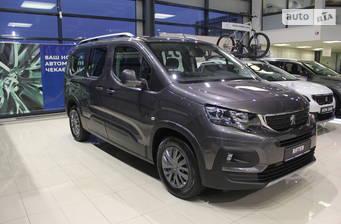 Peugeot Rifter 1.6 HDi MT (92 л.с.) L2 2018