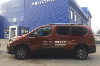 Peugeot Rifter 1.5 BlueHDi AT (130 л.с.) L2 2019