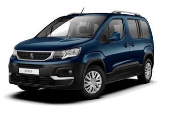 Peugeot Rifter 1.6 HDi MT (92 л.с.) L1 2019