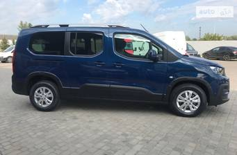 Peugeot Rifter 1.5 BlueHDi AT (130 л.с.) L2 2019