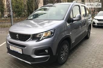 Peugeot Rifter 1.6 HDi MT (92 л.с.) L2 2019