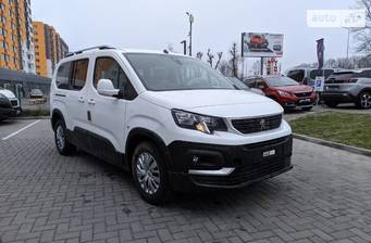 Peugeot Rifter 2019 Individual