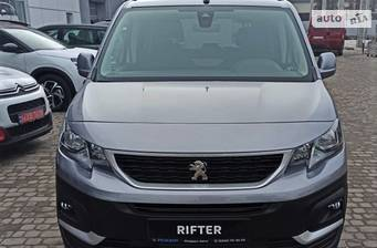 Peugeot Rifter 1.5 BlueHDi AT (130 л.с.) L2 2020