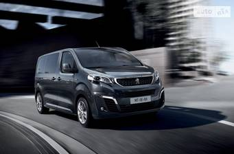 Peugeot Traveller 2.0 BlueHDi MT (150 л.с.) L2 2020