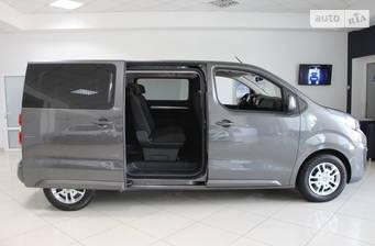 Peugeot Traveller 2.0 HDi AT (150 л.с.) L2* 2018