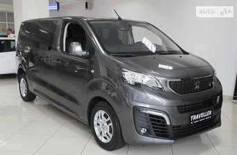 Peugeot Traveller 2.0 HDi AT (150 л.с.) L2 2019
