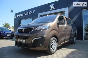 Peugeot Traveller 2.0 HDi AT (150 л.с.) L3 2018