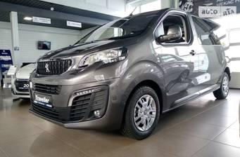 Peugeot Traveller 2.0 HDi AT (150 л.с.) L2 2018