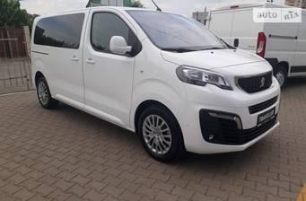 Peugeot Traveller 2.0 HDi MT (150 л.с.) L2 2019