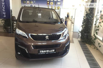 Peugeot Traveller 2.0 BlueHDi AT (180 л.с.) L3 2020