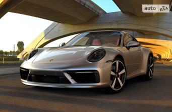 Porsche 911 Carrera 4S PDK (450 л.с.) 2021