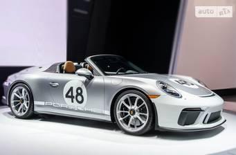 Porsche 911 2021 base