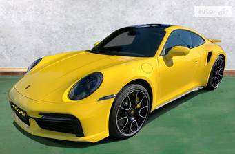 Porsche 911 Turbo S PDK (650 л.с.) 2020