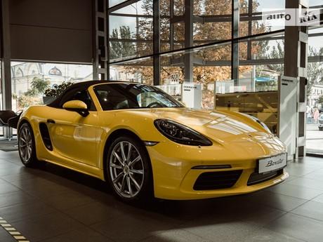 Porsche Boxster 2020