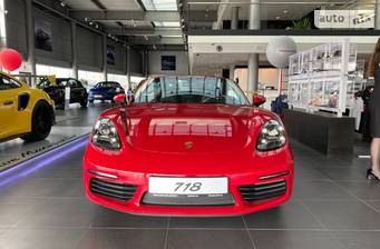Porsche Boxster 2021