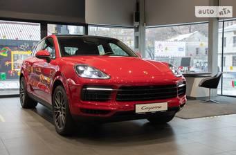 Porsche Cayenne Coupe 3.0 Tiptronic (340 л.с.) AWD 2020