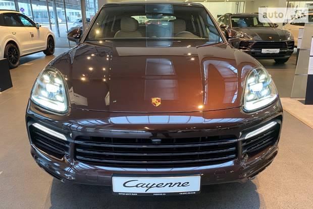 Porsche Cayenne Coupe Individual