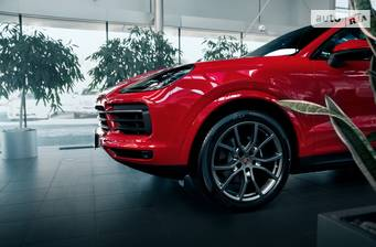 Porsche Cayenne Coupe 2021