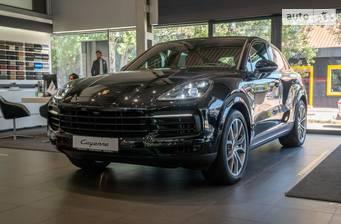 Porsche Cayenne Coupe 3.0 Tiptronic (340 л.с.) AWD 2021