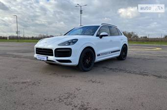 Porsche Cayenne 2020