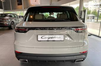 Porsche Cayenne 2021