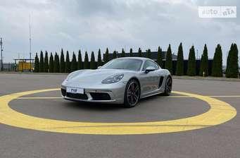 Porsche Cayman 2021 в Киев