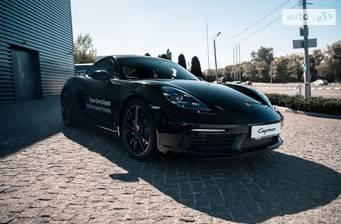 Porsche Cayman 2019