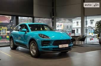 Porsche Macan 2020