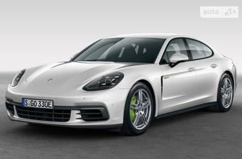 Porsche Panamera 4 E-Hybrid 2.9 PDK (462 л.с.) 2018