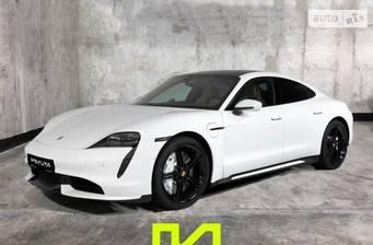 Porsche Taycan Turbo S (761 л.с.) 2020
