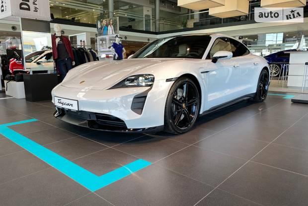 Porsche Taycan base
