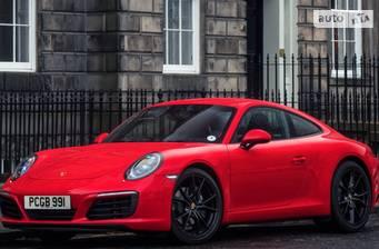 Porsche 911 Carrera 3.0 АТ (370 л.с.) 2018