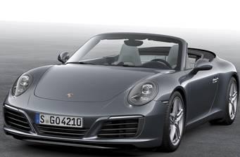 Porsche 911  Carrera 3.0 МТ (370 л.с.) 2018