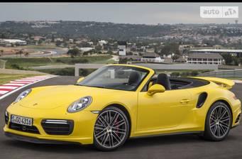 Porsche 911 3.8 Turbo PDK (540 л.с.) 2018