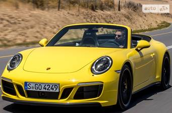 Porsche 911  Carrera 4 GTS 3.0 PDK (450 л.с.) 2018
