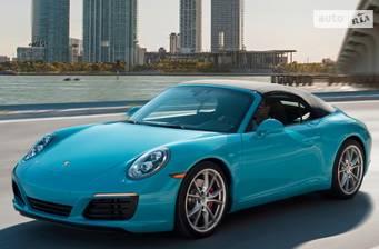 Porsche 911  Carrera S 3.0 МТ (420 л.с.) 2018