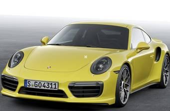 Porsche 911 3.8 Turbo S PDK (580 л.с.) 2018