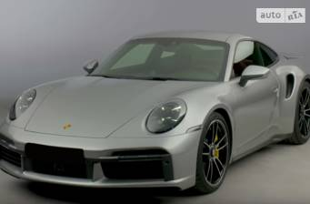 Porsche 911 3.8 Turbo S PDK (580 л.с.) 2020