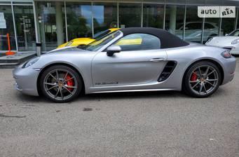 Porsche Boxster 2020 Individual
