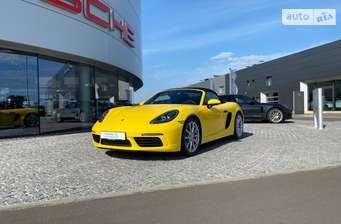Porsche Boxster 2020 в Киев