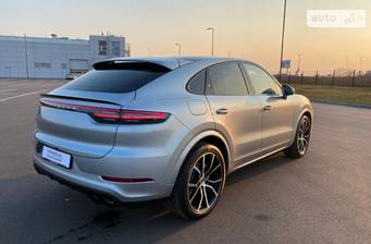 Porsche Cayenne Coupe Turbo 4.0i Tiptronic (550 л.с.) AWD 2019