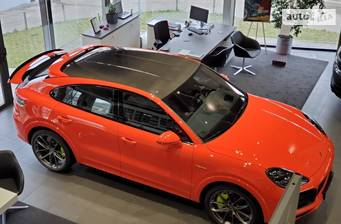 Porsche Cayenne Coupe Turbo S Coupe E-Hybrid 4.0 Tiptronic (680 л.с.) AWD 2019