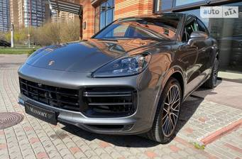 Porsche Cayenne Coupe Turbo 4.0i Tiptronic (550 л.с.) AWD 2020