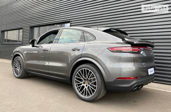Porsche Cayenne Coupe 2019