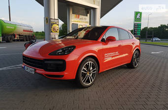 Porsche Cayenne Coupe 3.0 Tip-tronic (340 л.с.) AWD 2019