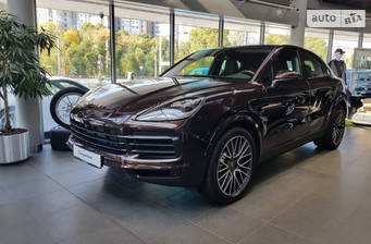 Porsche Cayenne Coupe S 2.9 Tip-tronic S (440 л.с.) 2019